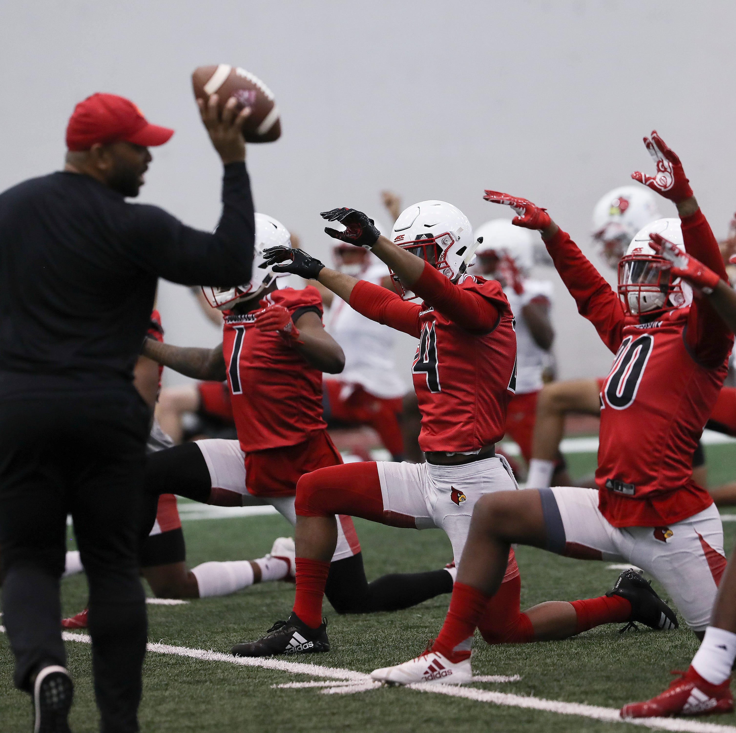 Morning Coffee: What Louisville football players are saying speaks volumes