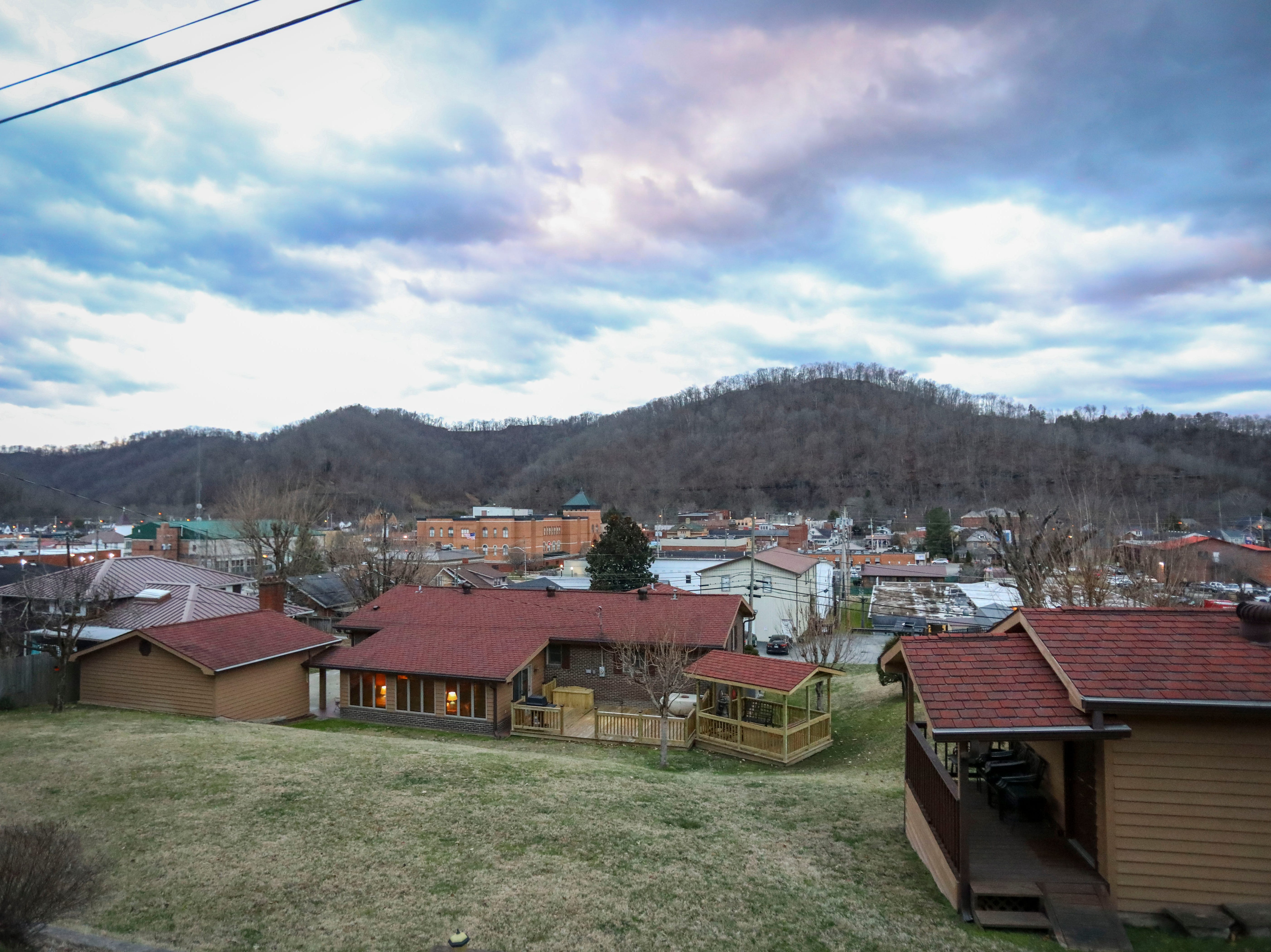 Houses in Prestonsburg, Ky. on Jan. 8, 2019. In 2016, there were an estimated 4,000 cases of hep A in the United States. Since a statewide outbreak was declared in November 2017, Kentucky has had more than 3,500 cases and 22 deaths.