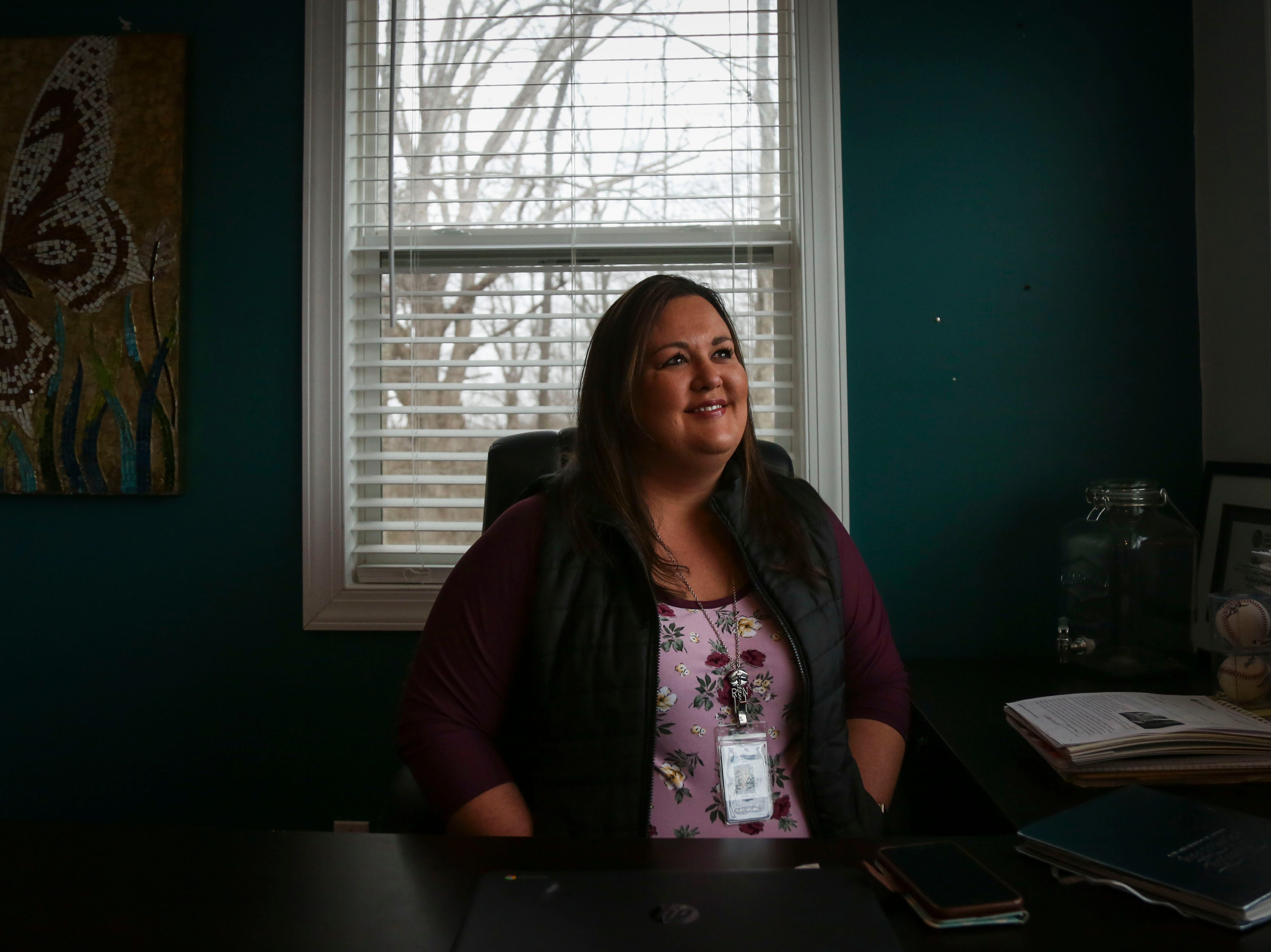 Jessica Hunt is a nurse at Karen's Place, a drug rehab program run by Addiction Recovery Care (LLC) in Louisa, Kentucky. Karen's Place now requires all clients an staff to have their hepatitis A vaccine.