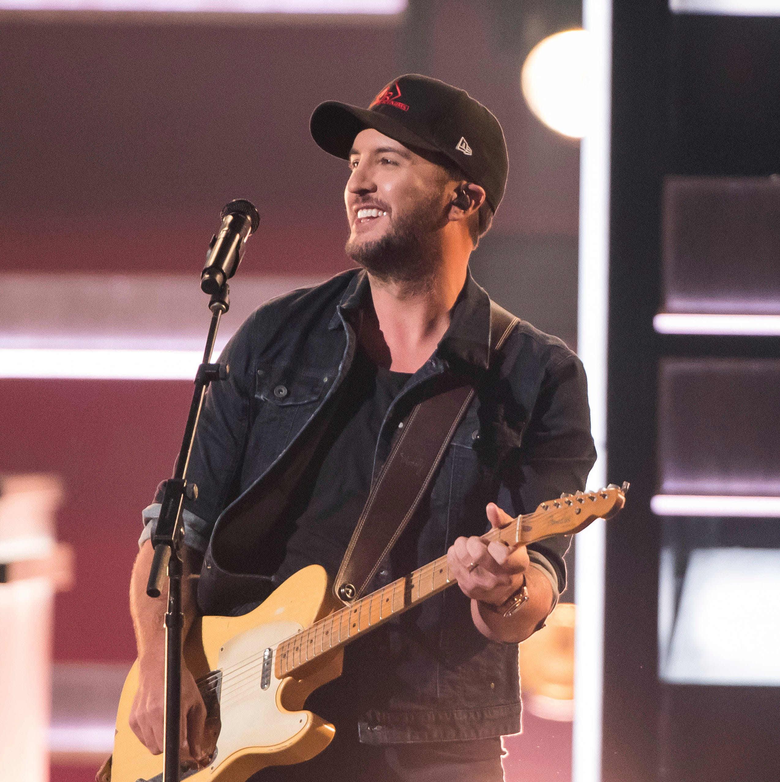 CMAC announces three summer concerts, including  Luke Bryan in July