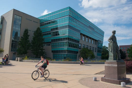 Ferris State University, located in Big Rapids, Michigan, has 13,250 students as of the fall of 2018