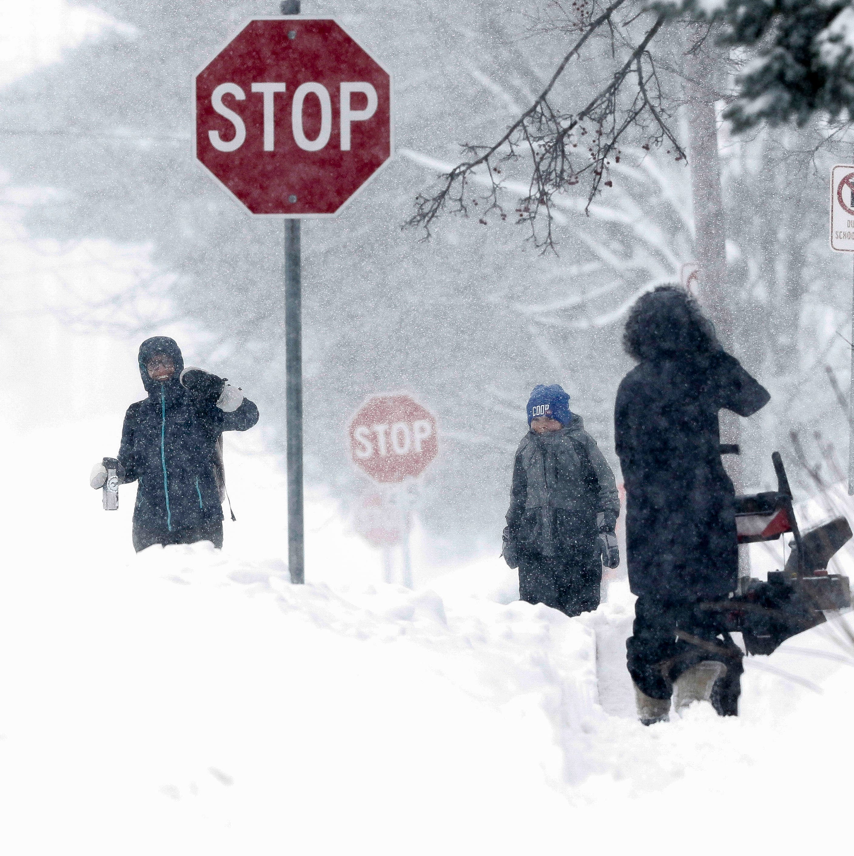 As snow piles up, so do the good deeds from readers across Wisconsin