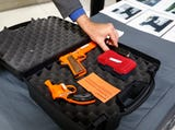 You can bring a gun with you while flying, but you must pack it properly and declare it. Here's how to do it legally.
