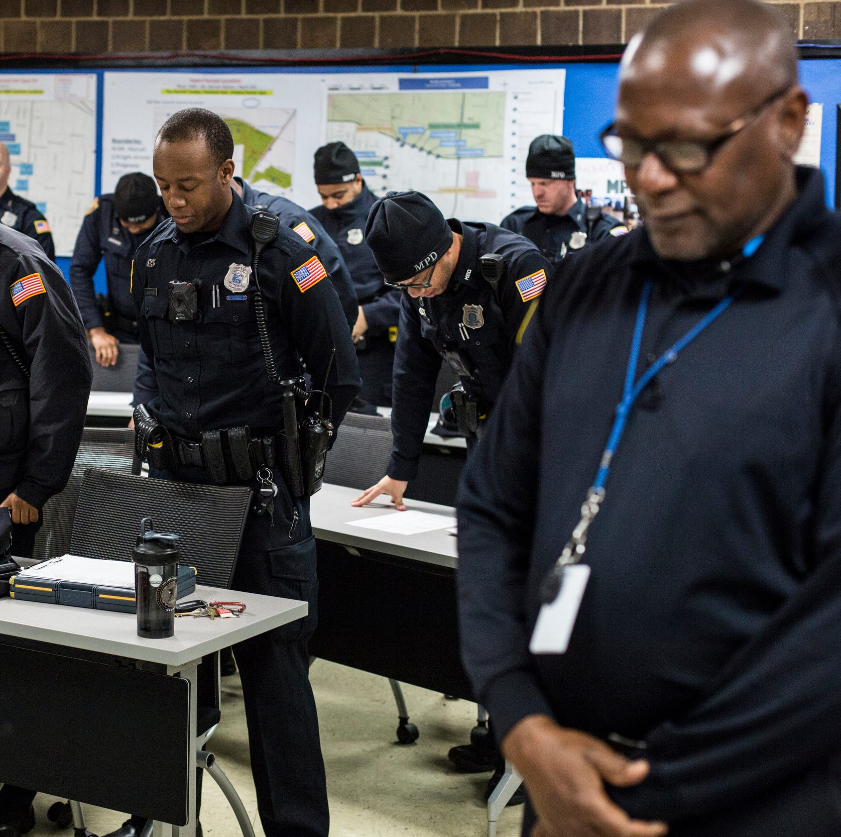 As police forces shrink, cities like Memphis look at new ways to fund law enforcement
