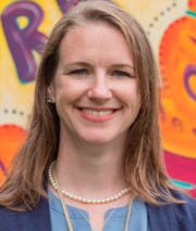 Megan O'Halloran, MPS board candidate