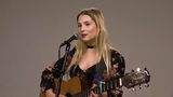 """Valerie Lighthart performs """"Lay me down"""" in the Tap MIlwaukee studios"""