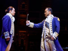 Before 'Hamilton,' a Colonial-themed dinner is planned nearby at the Rumpus Room