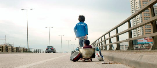 """Capernaum"" from Lebanon is one of five movies nominated for an Academy Award for best foreign-language film this year."