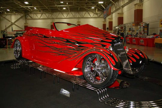 The 57th annual O'Reilly Auto Parts World of Wheels runs Feb. 22-24 at State Fair Park in West Allis.