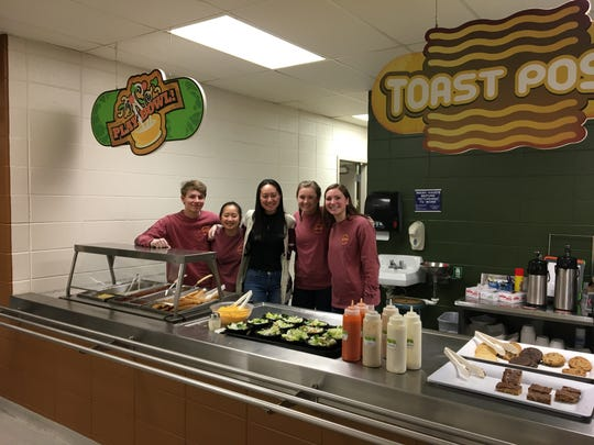 Arrowhead High School's student senate and SAVE team will host the third annual Veterans Spaghetti Dinner on Wednesday, Feb. 20. Proceeds benefit the Stars and Stripes Honor Flight.