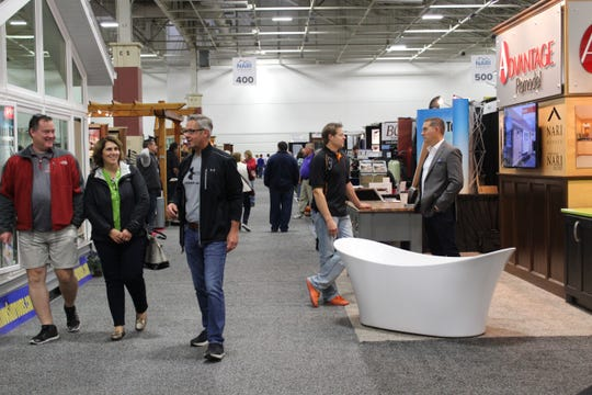 The NARI Spring Home Improvement Show returns to State Fair Park this weekend.
