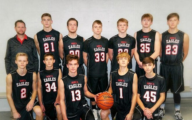 The Mountain Home Christian Academy Eagles recently wrapped up an undefeated season.