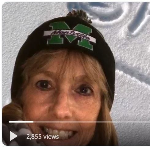 Montville super posts Twitter rap to declare snow day
