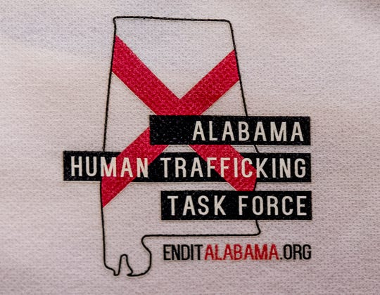 The Alabama Human Trafficking Summit in Montgomery, Ala., on Friday February 8, 2019.