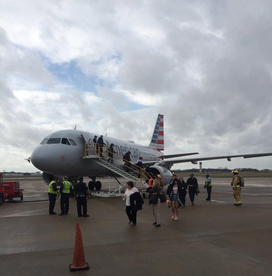 Flight makes emergency landing at Montgomery Regional Airport