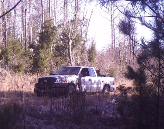 Autauga deputies are looking for this Ford pickup in connection with a burglary case