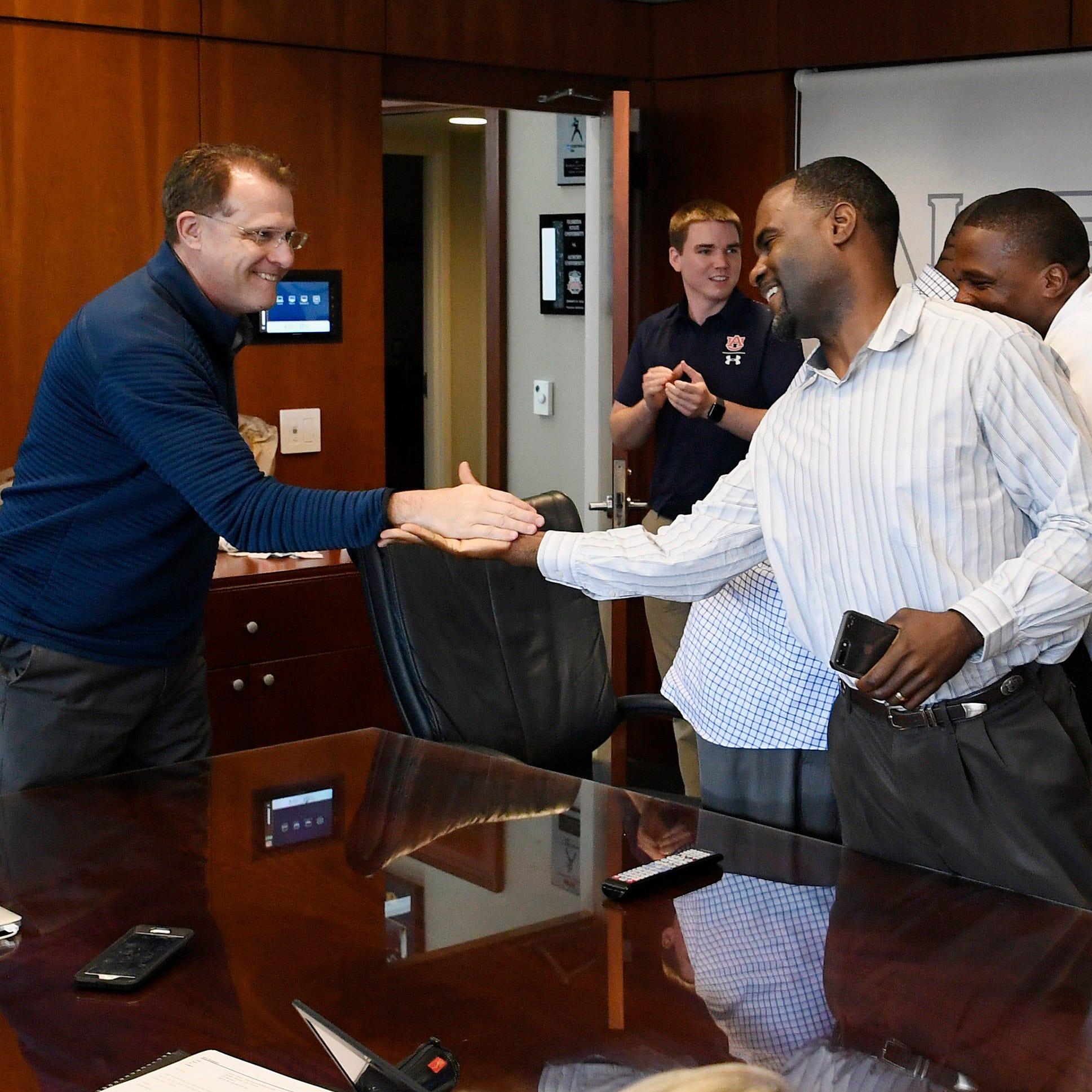 Marcus Woodson keys Auburn's westward recruiting push into Mississippi