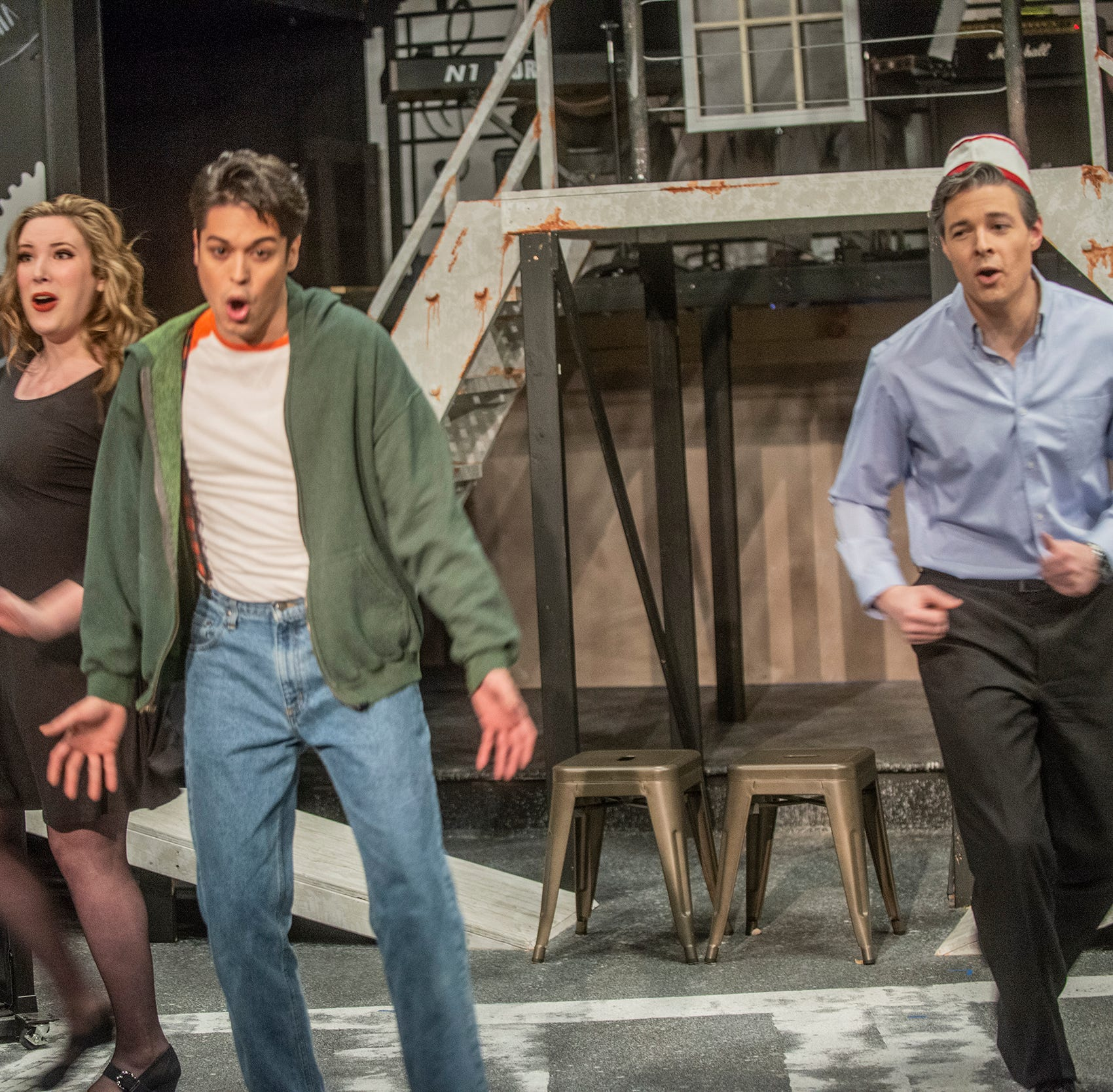 Check the clock, it's time to rock with 'tick, tick... BOOM!' at Cloverdale Playhouse