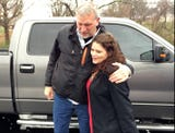 Dickson mother pulled by Kyle Ruf from culvert, flood waters