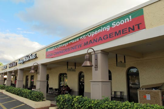Rosati's is reopening its pizzeria location next to Jersey Mike's Subs on the southeast corner of Bonita Beach Road and U.S. 41 in Bonita Springs.