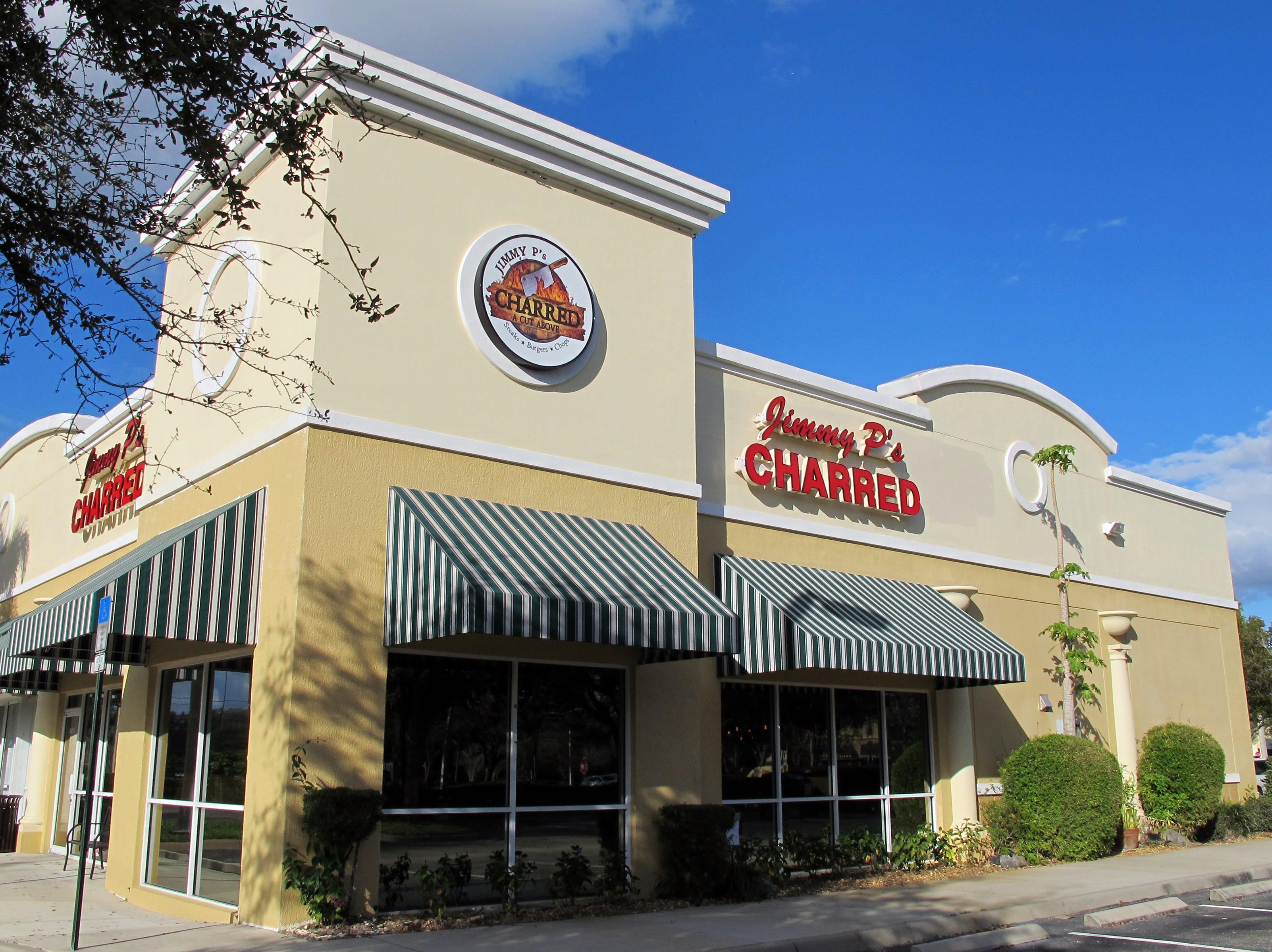 Jimmy P's Charred opened Feb. 8, 2019, on U.S. 41 in Bonita Springs.