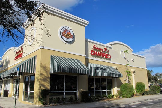 Jimmy P's Charred opened Feb. 8, 2019, on U.S. 41 in Bonita Springs.