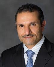 Dr. Mazen K. AbuAwad, neurinterventional radiologist.