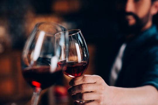 Red wine in moderation could be good for you, according to research.