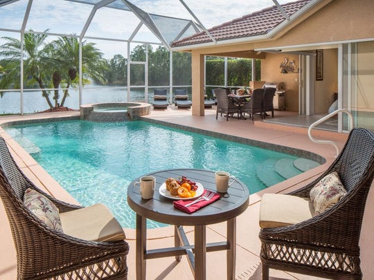 Naples homeowners earned an average of $1,500 a month in rental income in 2017.