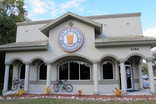 Momentum Brewhouse is staying in Bonita Springs but moving this spring from 9786 Bonita Beach Road to 28120 Hunters Ridge Blvd., Units 1-3.