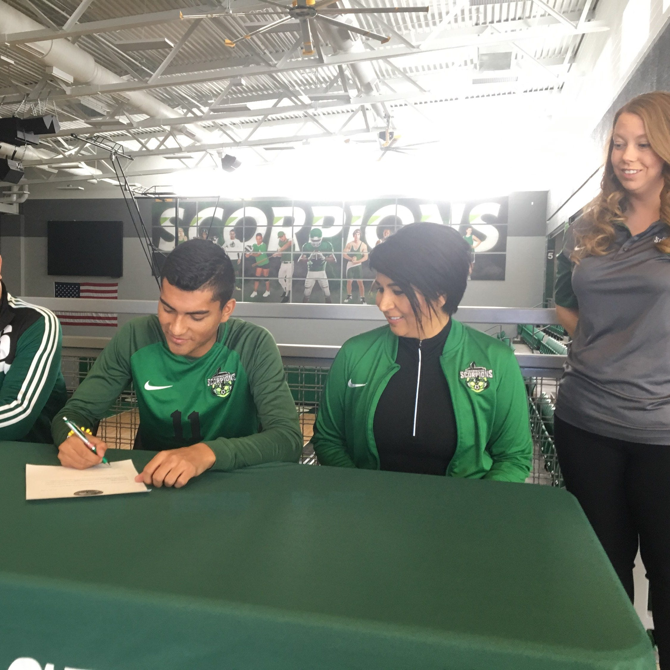 Scorps defender inks with Feather River soccer