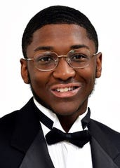 Christian Gordon, 2nd Runner-up received the Mr. Talented Award. He attends Magnet Academy for Cultural Arts and plans to attend Southern University majoring in Electronic Engineering Technology. Christian is the son of Tara Pitre Gordon.