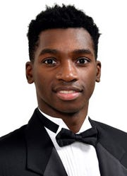 Devin Z. Milton, the Mr. Versatile Award. He attends Beau Chene High School and pkans to attend Southern University. He is the son of  Shonda Milton and Marcus Milton.