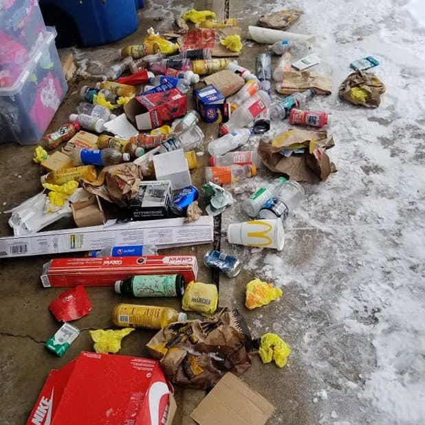 Facebook post about litter on Lake Winnebago leads to citation
