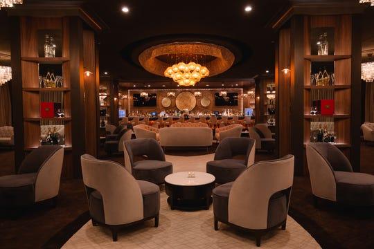 The Drum Room at Morongo Casino, Resort & Spa