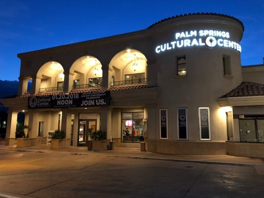 Palm Springs Cultural Center Valentine's special