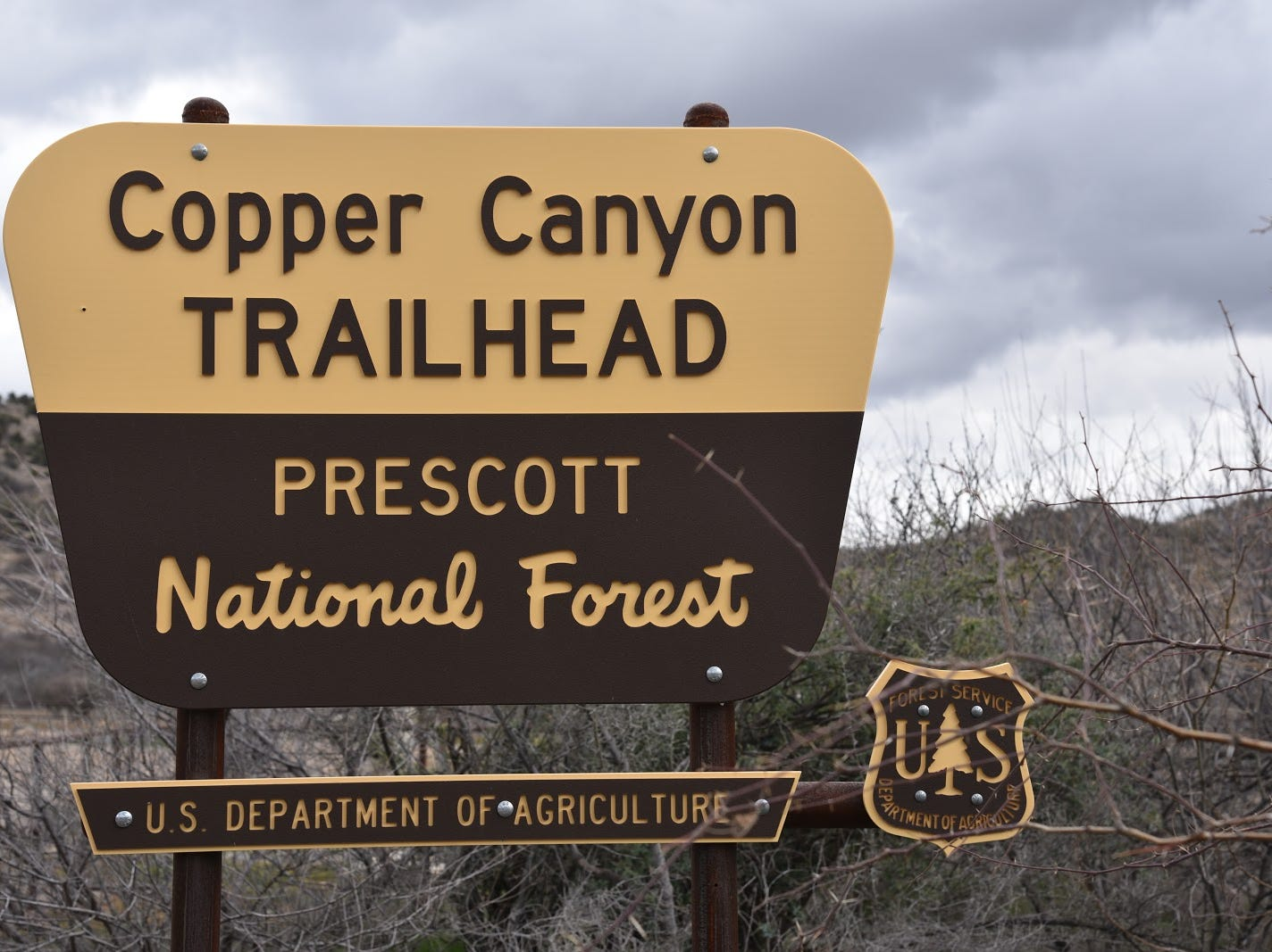 The trailhead officially opened in 2012.