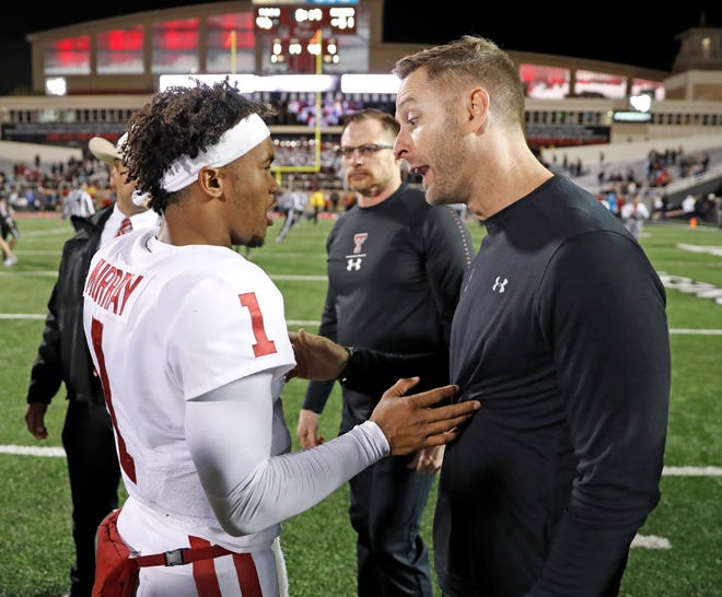 Kliff Kingsbury and Kyler Murray share the same agent. Could they share the same NFL team?