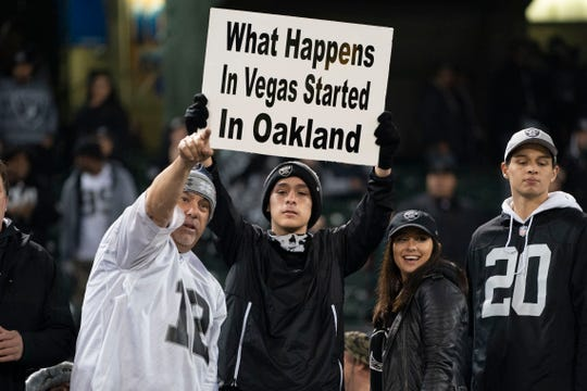 The Oakland Raiders are set to play in Las Vegas in 2020. Where will they play in 2019?