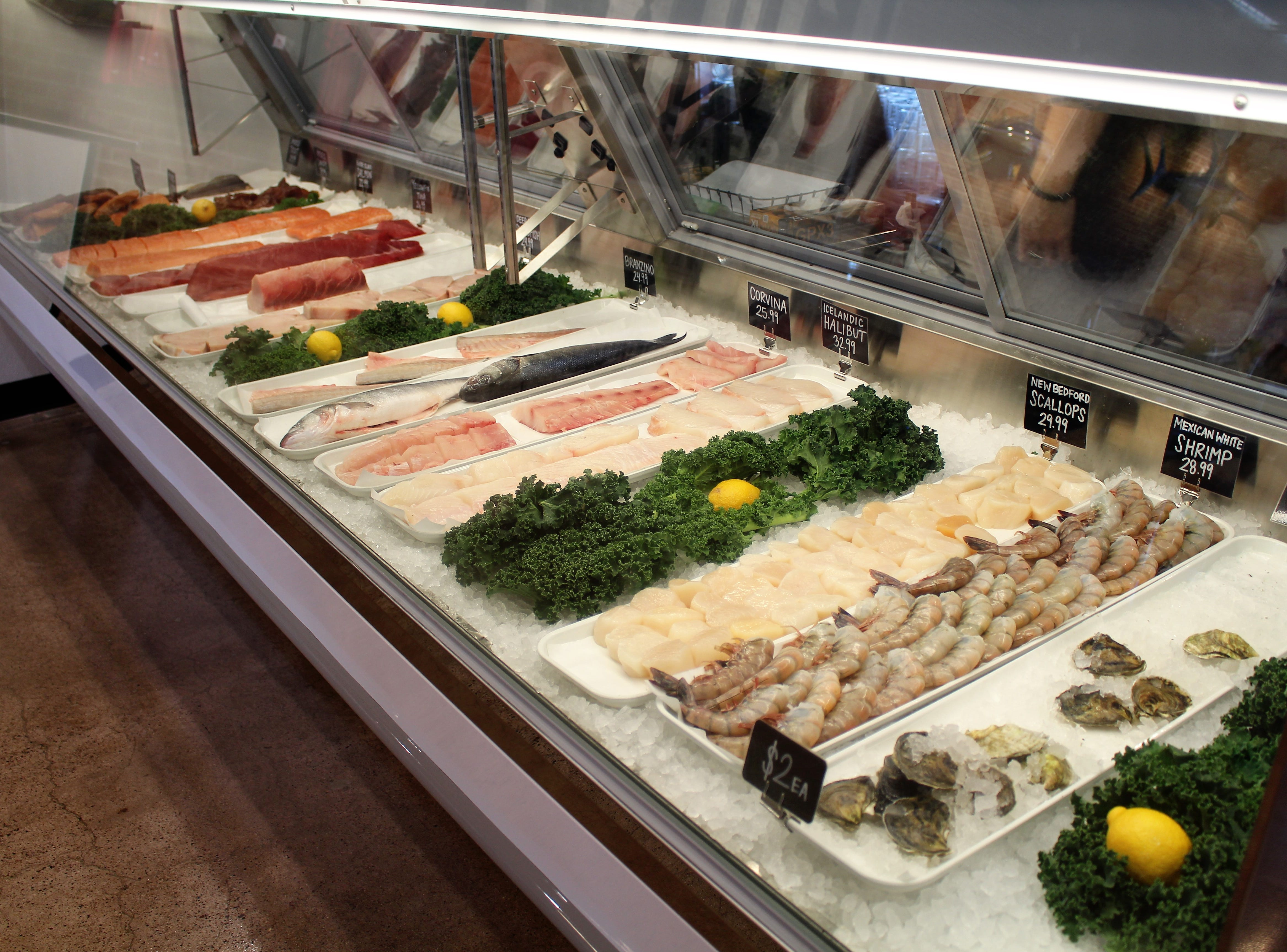Chula Seafood at Uptown Plaza in Phoenix is both a casual seafood restaurant and a market offering fresh fish, including selections caught by the company's namesake boat the FV Chula in California.