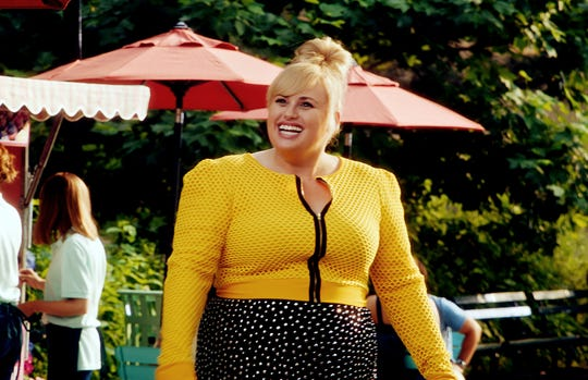 "Rebel Wilson stars in ""Isn't it Romantic."""