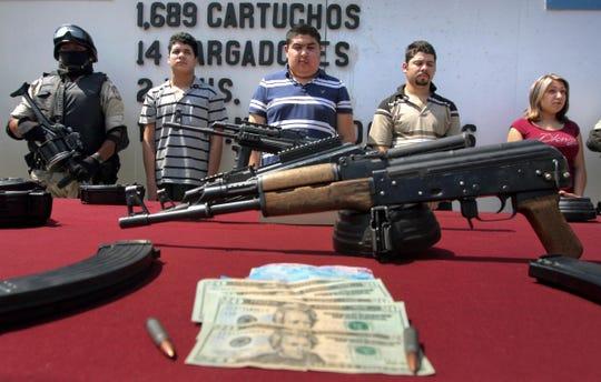 El negocio del cártel de Sinaloa mantiene su ritmo como muestran decomisos recientes en zonas fronterizas controladas por este grupo.