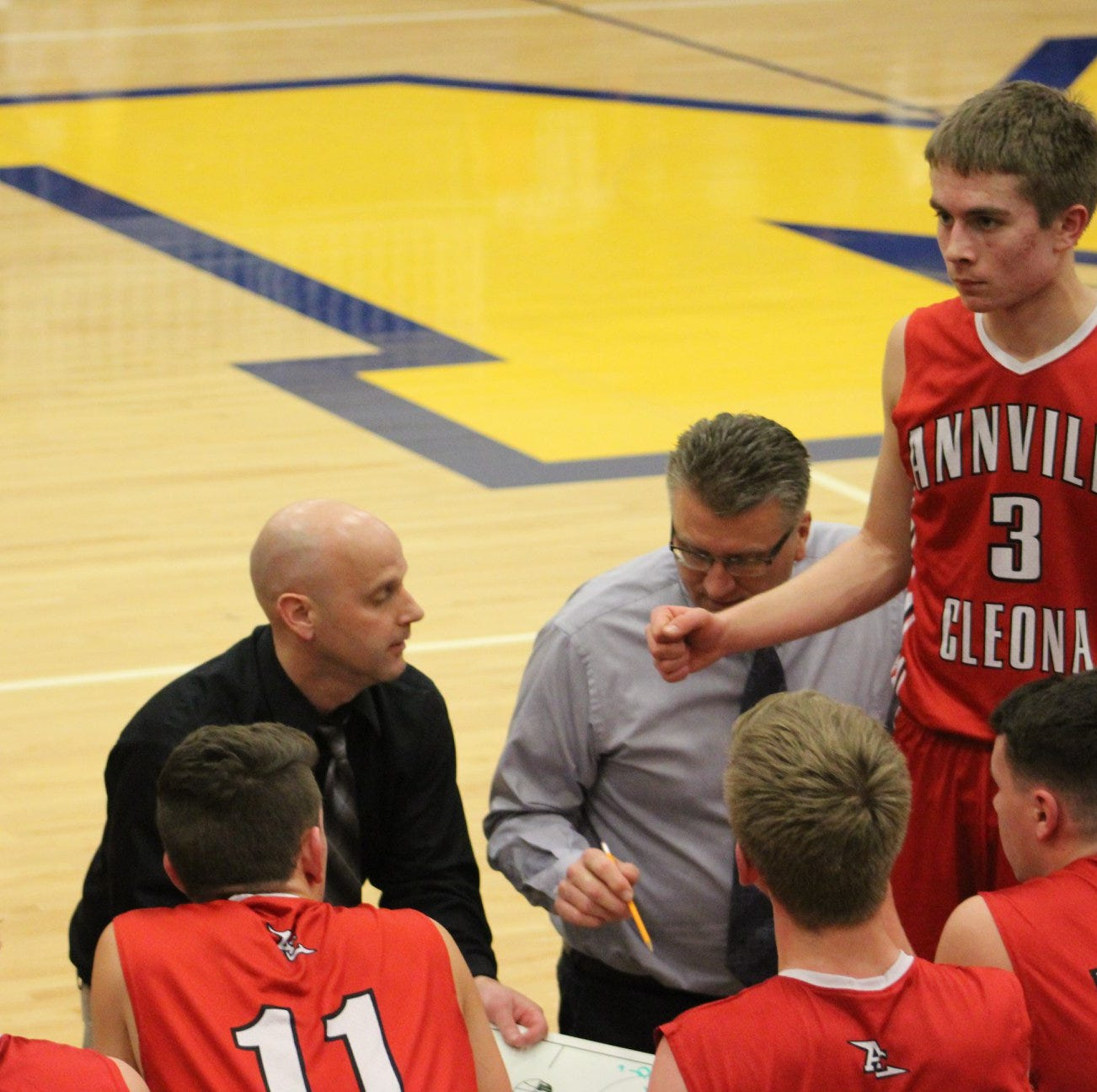 Annville-Cleona boys basketball excited about return to postseason