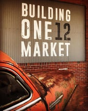 Building One12 Market is a monthly pop-up antique fair located in Myerstown.