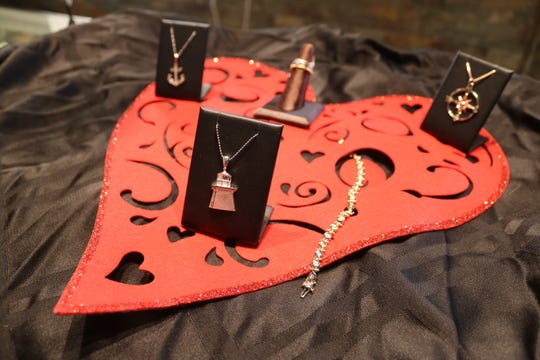 Tru-Luv Jewelers in Port Clinton has plenty of options for those looking to go above and beyond the usual flowers and chocolate for their significant other on Valentine's Day.