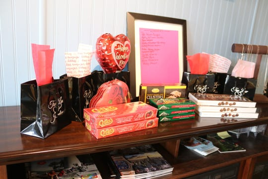 Tru-Luv Jewelers in Port Clinton has been offering plenty of giveaways on their Facebook page leading up to Valentine's Day.