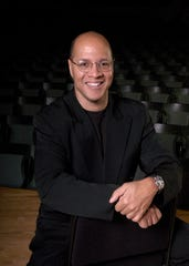 Chelsea Tipton II,principal pops conductor forNew Haven Symphony Orchestra and music director forSymphony of Southeast Texas, is guest conducting a York Symphony Orchestra performance of David Bowie classics.