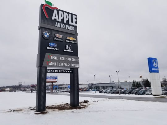 Apple Auto Park