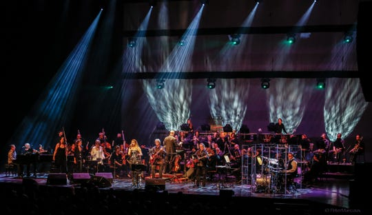 Jeans 'n Classics, a rock band that collaborates with symphony orchestras across North America, will perform a program of David Bowie classics with the York Symphony Orchestra Saturday, Feb. 16, at 7:30 p.m.