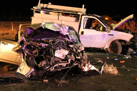 A Silver Springs man was killed in a Feb. 8 accident.